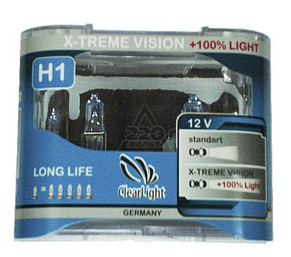 Лампа головного света CLEARLIGHT MLH1XTV120 X-treme Vision +120% Light