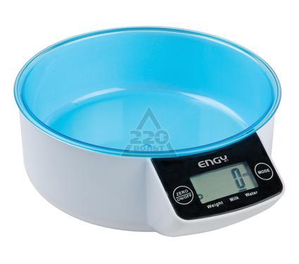 Весы кухонные ENGY EN-400 голубые