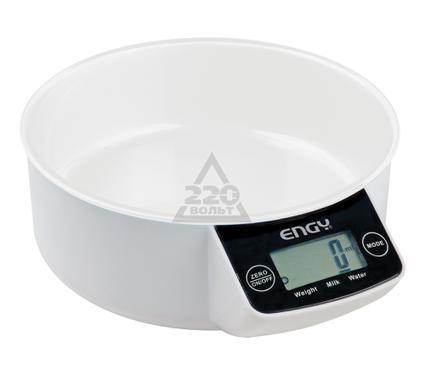Весы кухонные ENGY EN-400 белые