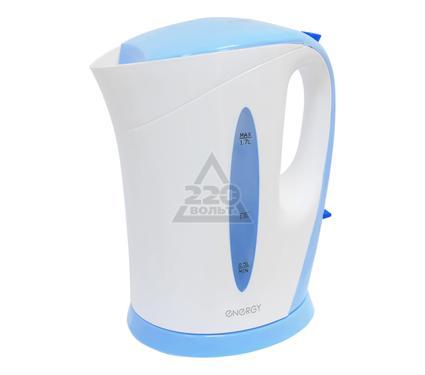 Чайник ENERGY E-215 бело-голубой