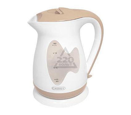 Чайник ENERGY E-218 белый