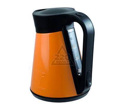 Чайник LEONORD LE-1012 оранжевый