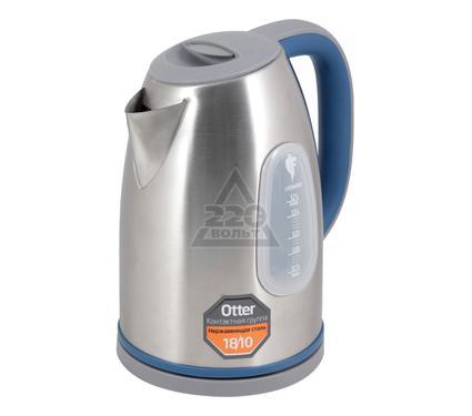 Чайник LEONORD LE-1006 серо-голубой