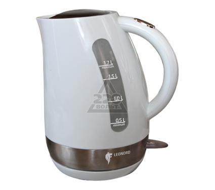 Чайник LEONORD LE-1001 белый