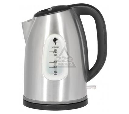 Чайник LEONORD LE-1006 серо-черный
