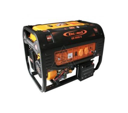 Бензиновый генератор ERGOMAX ER 6600Е