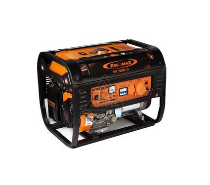 Бензиновый генератор ERGOMAX ER7800/3