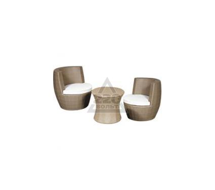 Набор мебели PARK Калипсо (садовый столик + 2 кресла)