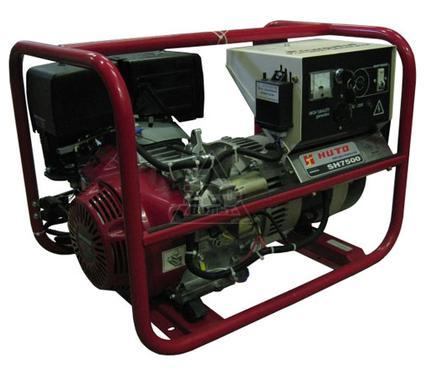 Газовый генератор RUSSIAN ENGINEERING GROUP SH5500