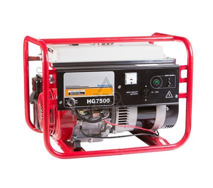 Бензиновый генератор RUSSIAN ENGINEERING GROUP HG7500(SE)