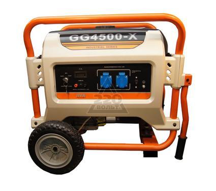 Бензиновый генератор RUSSIAN ENGINEERING GROUP GG4500-X