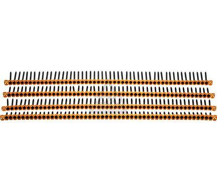 Шурупы в ленте BOSCH Ph2 SG 3.9x25мм, лента 1000шт