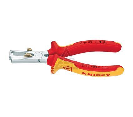 Щипцы для зачистки электропроводов KNIPEX KN-1106160