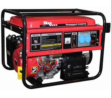 Бензиновый генератор REDVERG RD8000EB