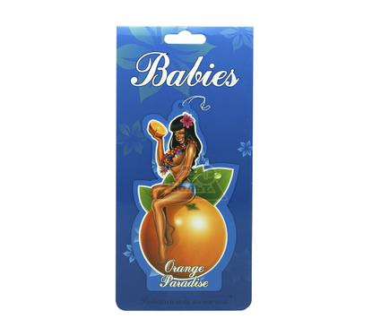 Ароматизатор FRESHCO Babies Orange Paradise