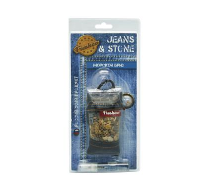 Ароматизатор FRESHCO jeans&stone JST-02