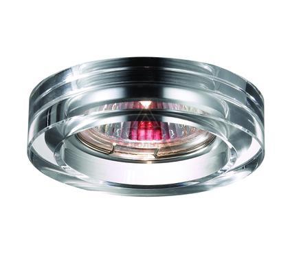 Светильник встраиваемый NOVOTECH GLASS NT09 128 369477