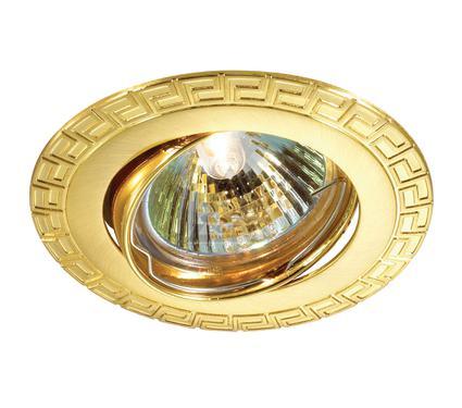 Светильник встраиваемый NOVOTECH COIL NT12 161 369619