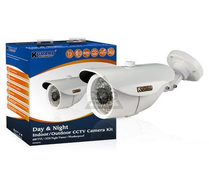 Камера видеонаблюдения KGUARD HW218СPK пуля