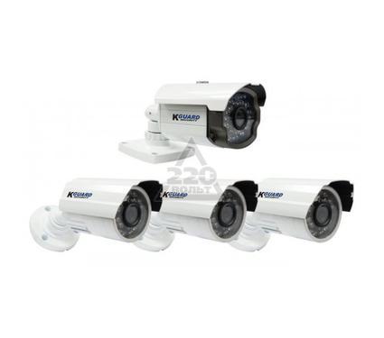Комплект видеонаблюдения KGUARD CKT001