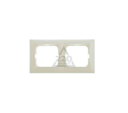 Рамка ABB Basic 55 2512-92