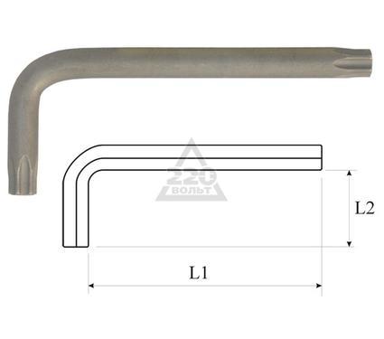 Ключ torx t25 угловой длинный AIST 154225T