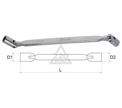 Ключ торцевой шарнирный 14х15 AIST 08031415B