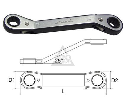 Ключ гаечный накидной 6х7 AIST 2070607