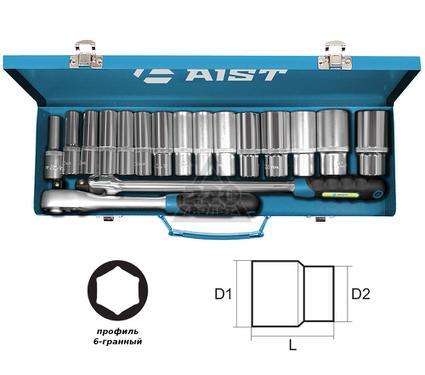 Набор головок AIST 407117