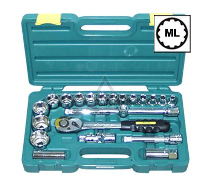 Набор инструментов в чемодане, 50 предмета AIST 409422B