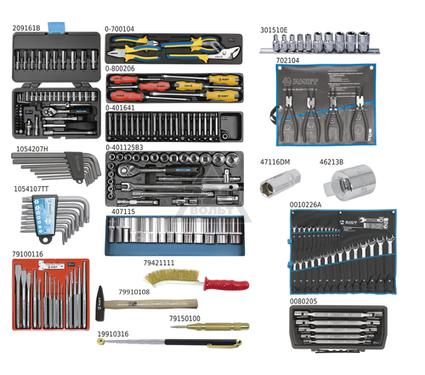 Набор инструментов AIST 0-901233