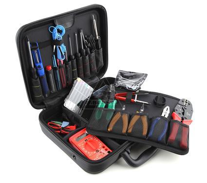 Набор инструментов в чемодане, 35 предметов AIST 703020-M