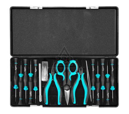 Набор инструментов для точной механики, 15 предметов AIST 800115