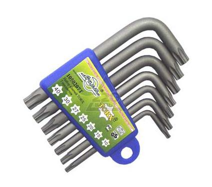 Набор коротких Г-образных ключей TORX, 7 шт. AIST 1054107T