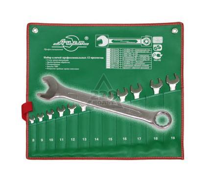 Набор комбинированных гаечных ключей, 12 шт. AIST 0010912A-X