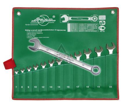 Набор комбинированных гаечных ключей, 12 шт. AIST 0010112A1-X
