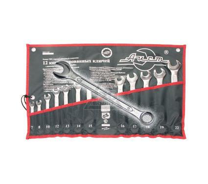 Набор комбинированных гаечных ключей, 12 шт. AIST 0011412BX1-M