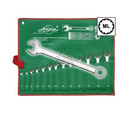 Набор комбинированных гаечных ключей, 13 шт. AIST 0011313A