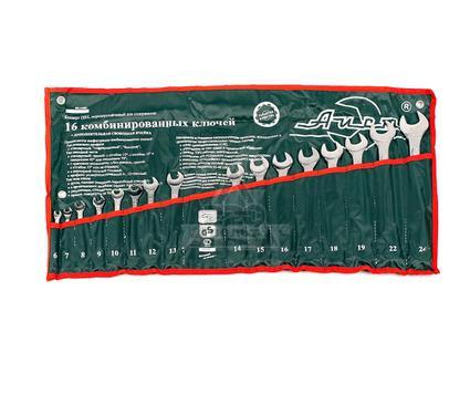 Набор комбинированных гаечных ключей, 16 шт. AIST 0011416BX-M