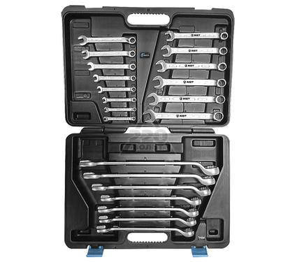 Набор комбинированных гаечных ключей, 21 шт. AIST 0010821AK