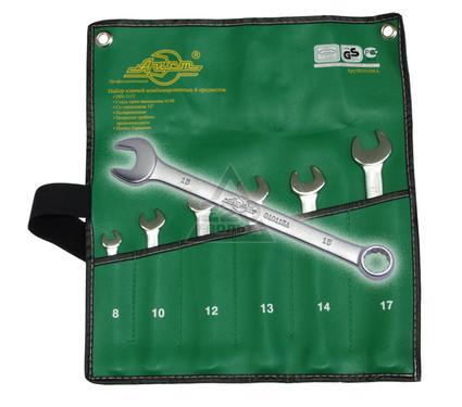 Набор комбинированных гаечных ключей, 6 шт. AIST 0010106A-X