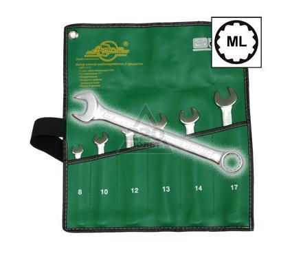 Набор комбинированных гаечных ключей, 6 шт. AIST 0011306A