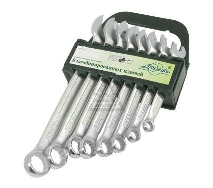Набор комбинированных гаечных ключей, 8 шт. AIST 0011208A1-M