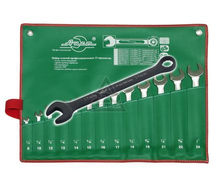 Набор комбинированных гаечных ключей в чехле, 13 шт. AIST 0011113-1