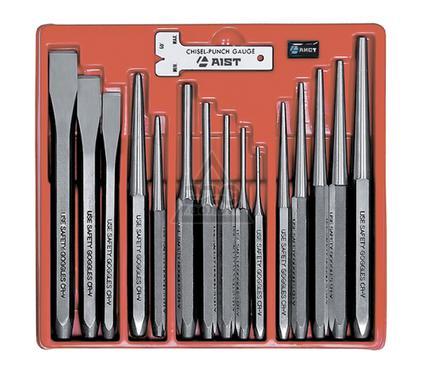 Набор ударно-режущих инструментов, 16 предметов AIST 79100116