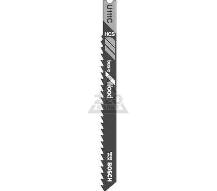 Пилки для лобзика BOSCH U111C