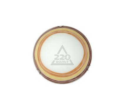 Светильник настенно-потолочный КОМТЕХ MALIA 01 белый/коричневый