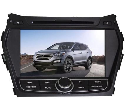 Штатное головное устройство TRINITY Hyundai Santa Fe ms-hns1000