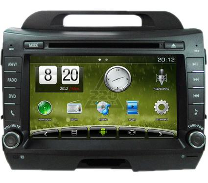 ������� �������� ���������� TRINITY Kia Sportage new ms-ME1055 Car Pad