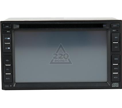Штатное головное устройство TRINITY Nissan Qashqai/X-Trail A5 ms-nq1000